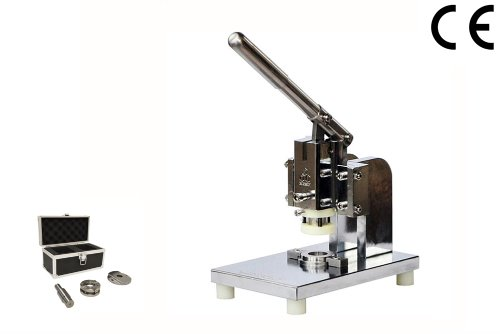 Compact Precision Disc Cutter with 4 sets of Cutting Die (15, 19, 20 & 24 mm) - MSK-T-07
