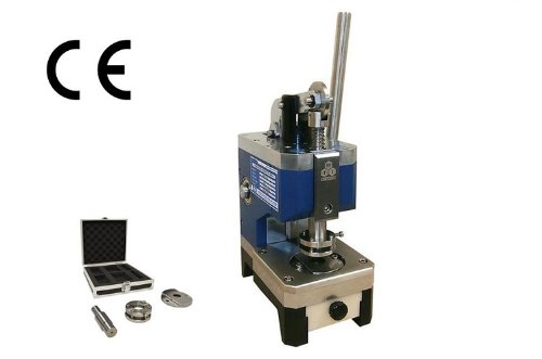 Precision Disc Cutter with Standard 16, 19, 20 Dia. Cutting Die & 3 - 24mm Optional - MSK-T-10
