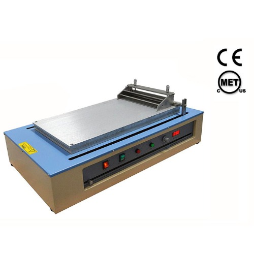"Large Automatic Film Coater with 12""W x 24""L Vacuum Chuck and 250mm Adjustable Doctor Blade - MSK-AFA-II-VC (부가세 별도)"