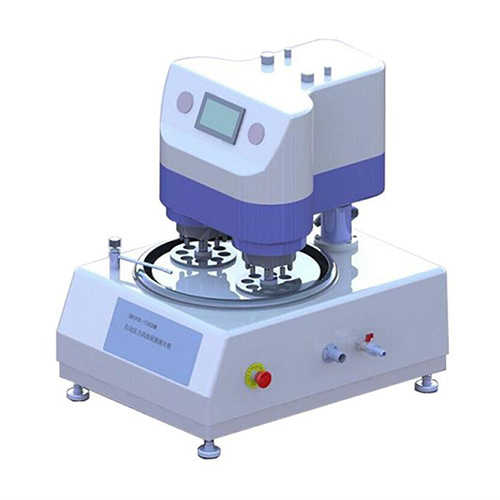 16 samples Automatic Polishing Machine for High Throughput Metallographic Sample Preparation - Unipol-1500-S16