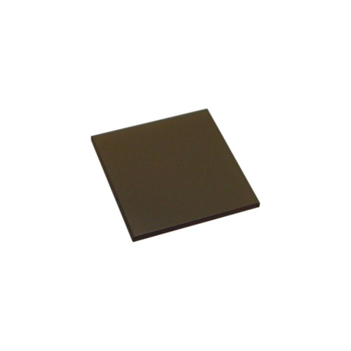 "Isomolded Graphite Plate, Fine Ground, 0.125""T x 4""W x 4""L for Fuel Cell"