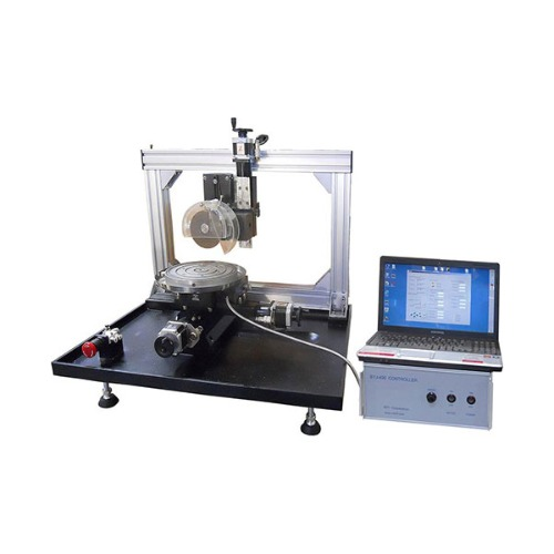 Precision CNC Dicing / Cutting Saw with Digital Controller and Complete Accessories - SYJ-800