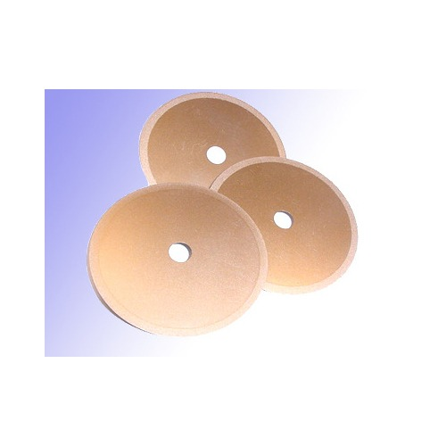 "3 Pcs 4""Dia x 0.35 mmx0.5"" arbor Impregnated Diamond Cutting Blades For Cutting Saw (Fine grade 40 micron) - EQ-IPDB40305"